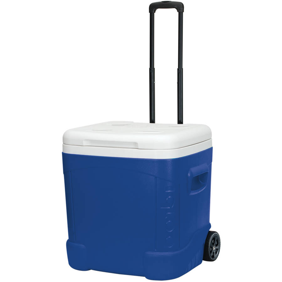 Igloo Products Igloo 60 - Quart Ice Cube Roller Cooler