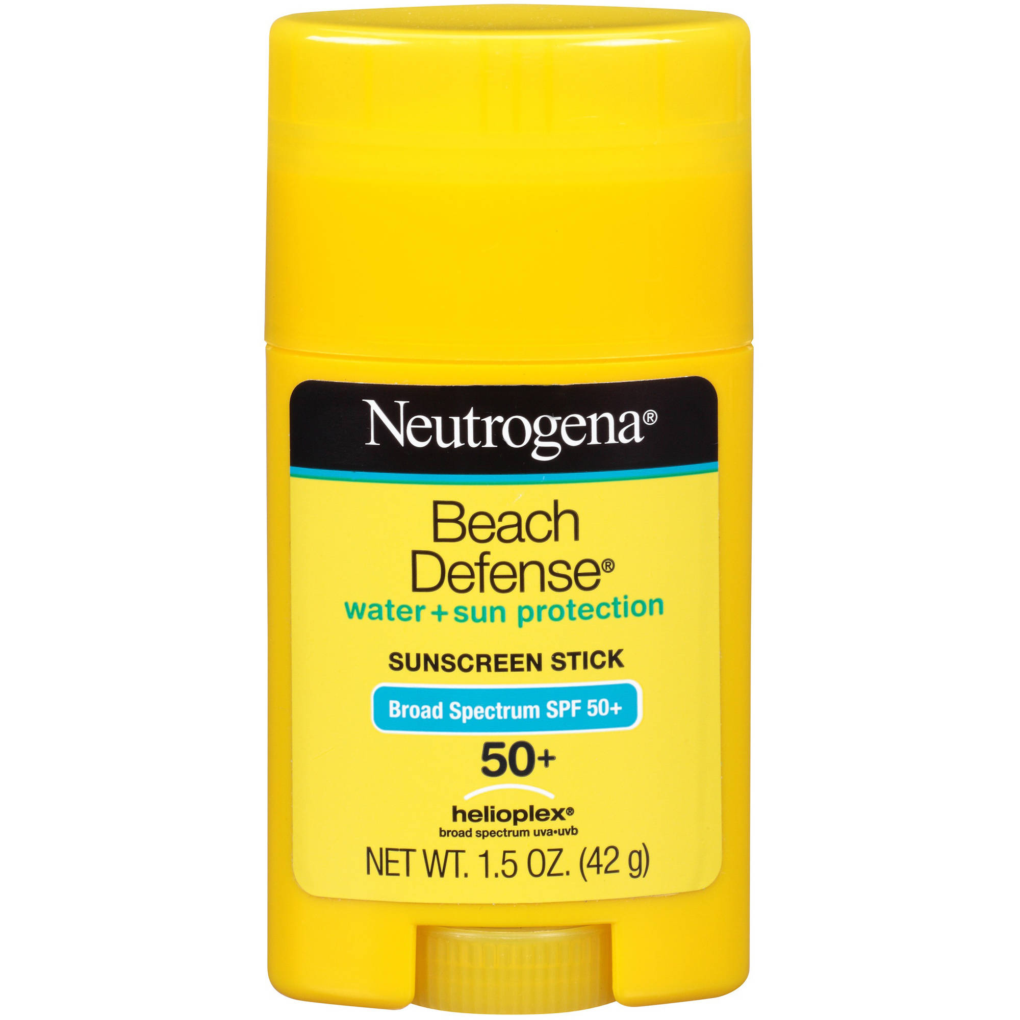 Neutrogena Beach Defense Water + Sun Barrier Sunscreen, SPF 50+, 1.5 oz