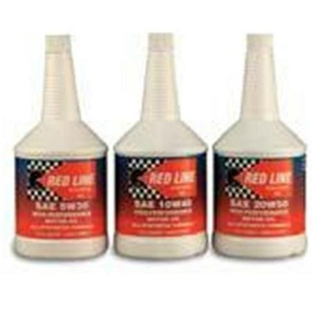 K&L Supply 35-2021 Red Line Race Oil, One Qt (Race Oil)