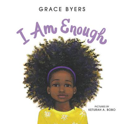 I Am Enough (Hardcover) - I Am Okay Halloween