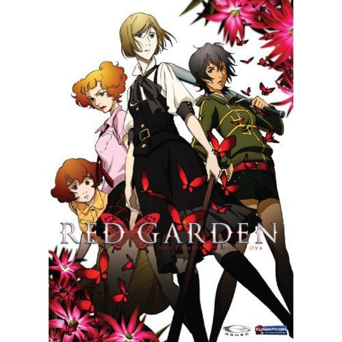 Red Garden: Complete Series And OVA (Japanese)
