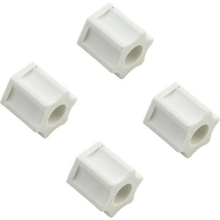 Compression Nut, Hayward Chlorinator CL200/CL220 Quantity 4 (Plumbing Compression Nut)