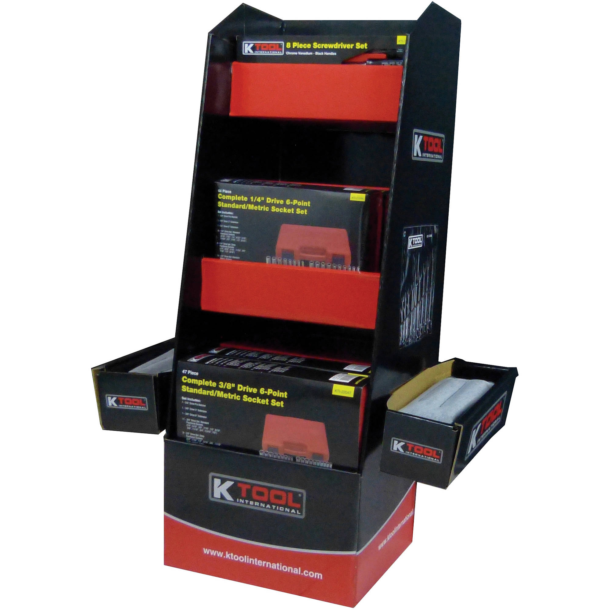 KTI Combination Wrench Set, 12-Piece by K Tool International