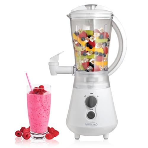 Premium PB392 48 Oz Blender With Dispenser
