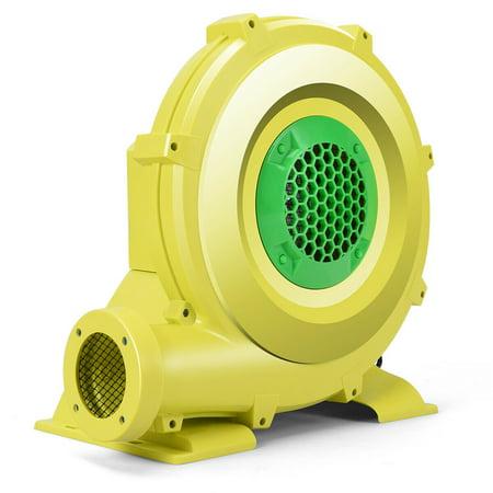 Costway Air Blower Pump Fan 950 Watt 1.25HP For Inflatable Bounce House Bouncy Castle (Air Blower)
