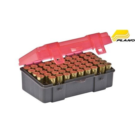 50 Count Handgun Ammo Case (for 9mm and .380ACP Ammo) By