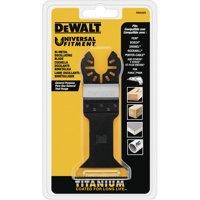 Wide Titanium Oscillating Wood w/ Nails Blade