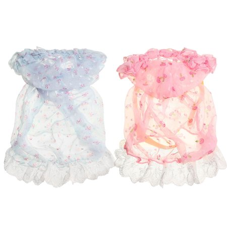 Chiffon Cute Fashion Summer Pet Clothes Outfits Clothing Puppy Dog Princess Dress Cat Apparel Costume Accessories - Cats Outfit