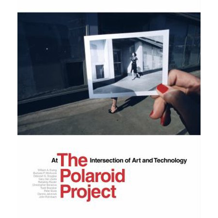 The Polaroid Project  At The Intersection Of Art And Technology