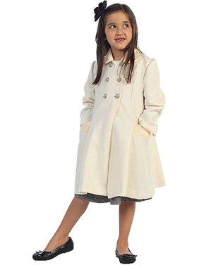 8341727c3 Angels Garment Girls Coats   Jackets - Walmart.com