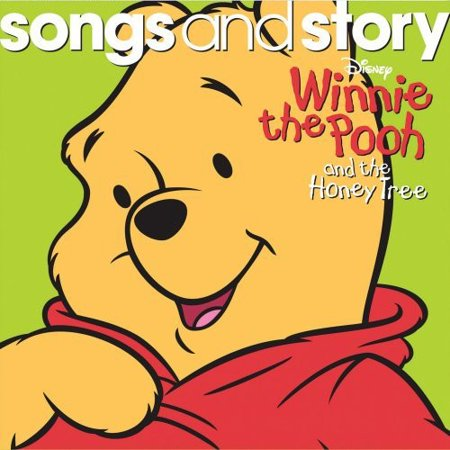Songs and Story: Winnie The Pooh and The Honey Tree (CD) - The Halloween Tree Song