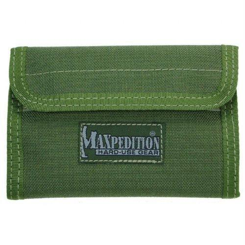Maxpedition 0229G Spartan Wallet (Green) Multi-Colored