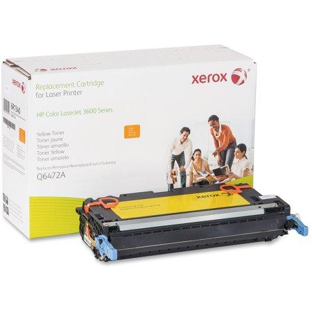 Xerox Remanufactured Toner - Xerox, XER6R1340, 6R1339/40/41 Remanufactured HP 502A Toner Cartridges, 1 Each