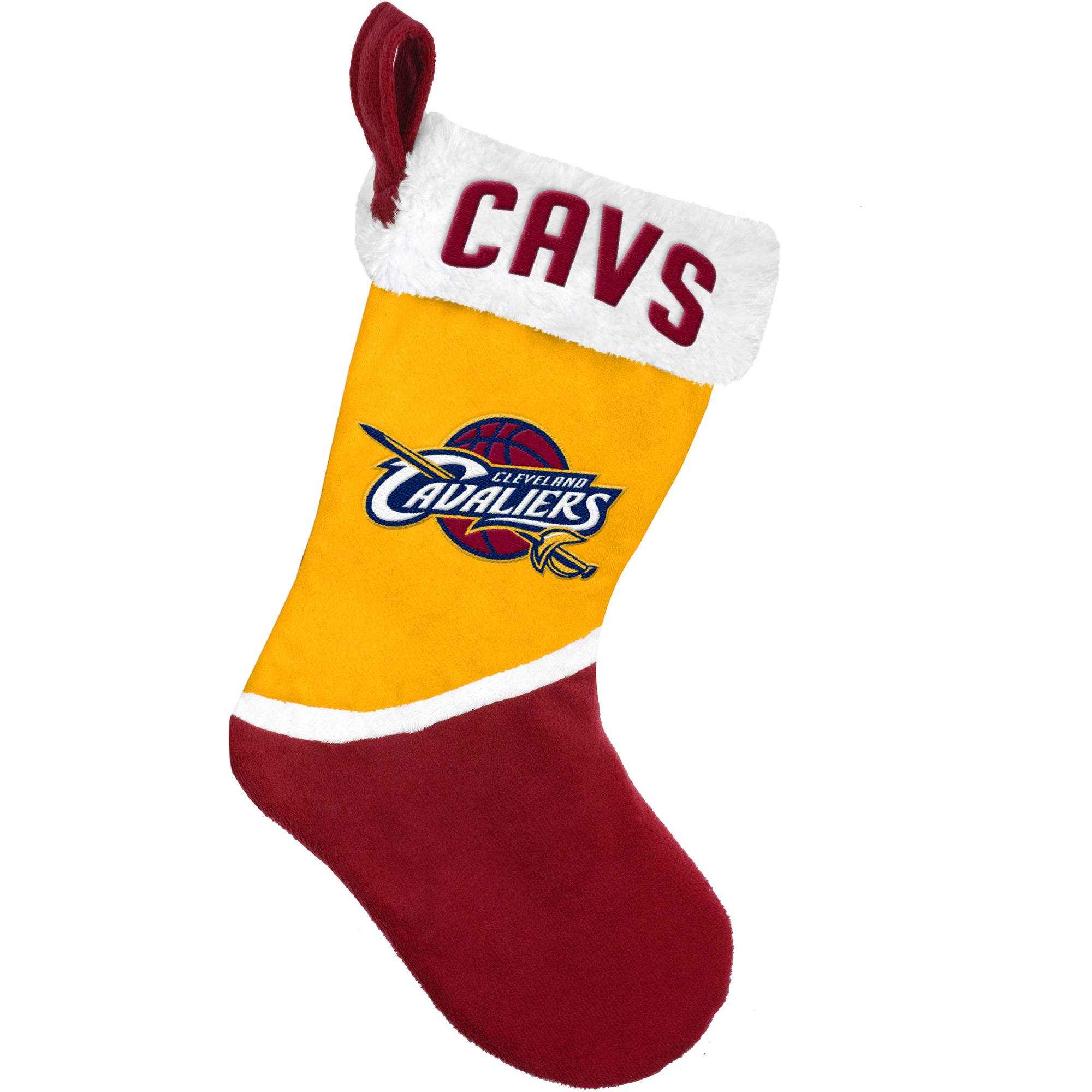 Forever Collectibles NBA 2015 Basic Stocking, Cleveland Cavaliers