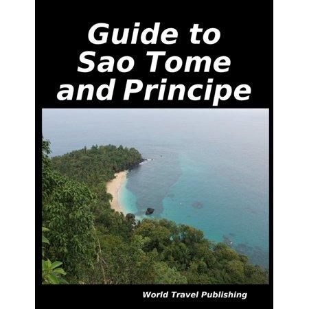 Guide to Sao Tome and Principe - eBook (Sao Tome And Principe On Africa Map)