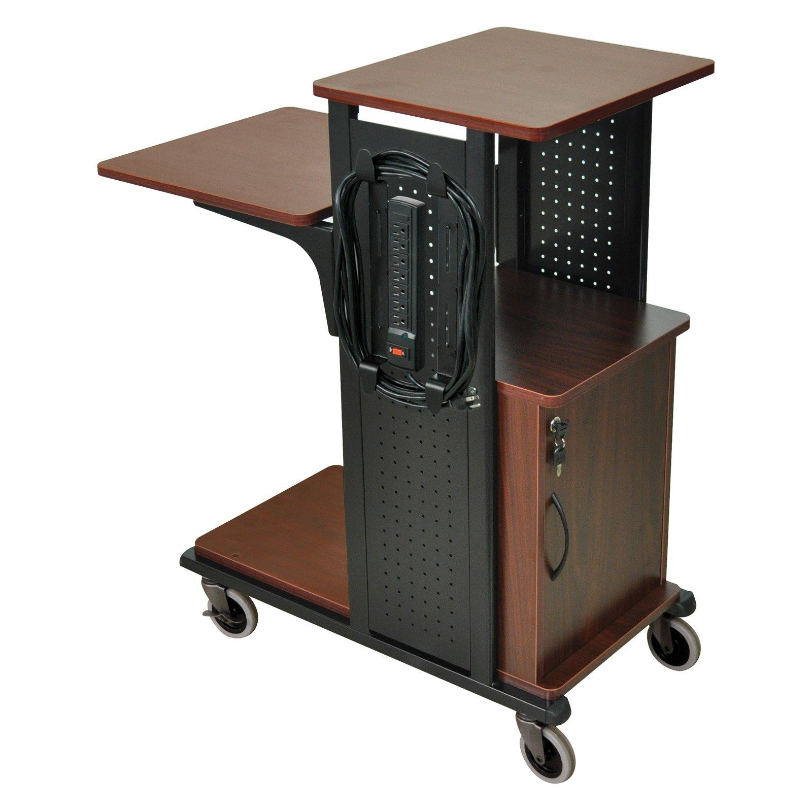 Boardroom Presentation Cart
