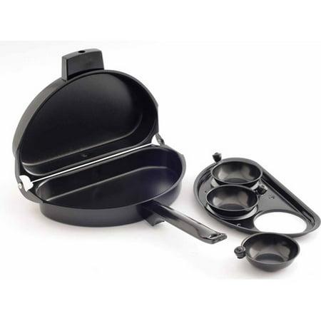 Everyday Non Stick Omelette Pan - Norpro Black Non-Stick Omelet Pan