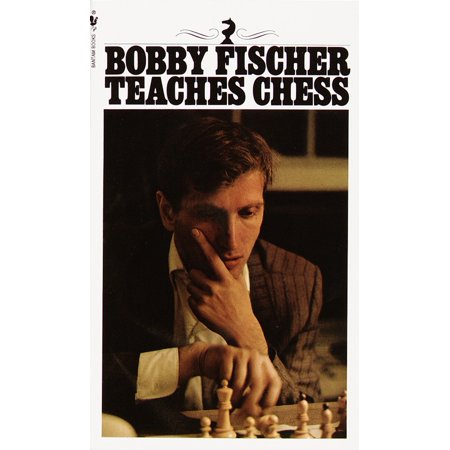 Bobby Fischer Teaches Chess - Bobby Hull Autograph