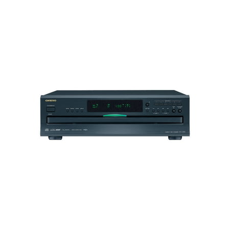 ONKYO 6-DISC CD CHANGR W/VLSC