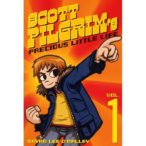 Scott Pilgrim's Precious Little Life 1