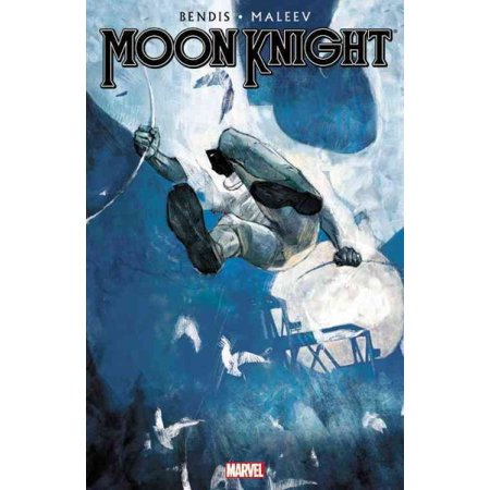 Moon Knight by Brian Michael Bendis 2