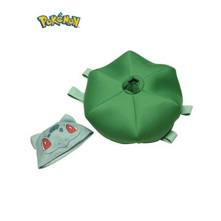 Child Pokemon Bulbasaur Costume Kit - Pokemon Costumes For Adults