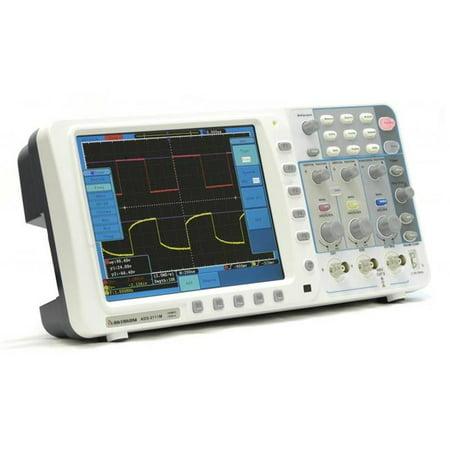 TM Atlantic AKTAKOM ADS-2111M dual channel Oscilloscope 100 MHz
