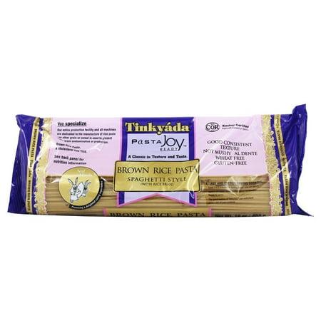 (2 Pack) Tinkyada Brown Rice Pasta - Spaghetti Style