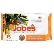 Best Fruit Tree Fertilizers - Jobes 01612 Fruit & Citrus Fertilizer Spikes 9-12-12 Review