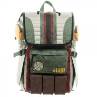 Backpack - Star Wars - Boba Fett Laptop New Licensed bp3vjqstw