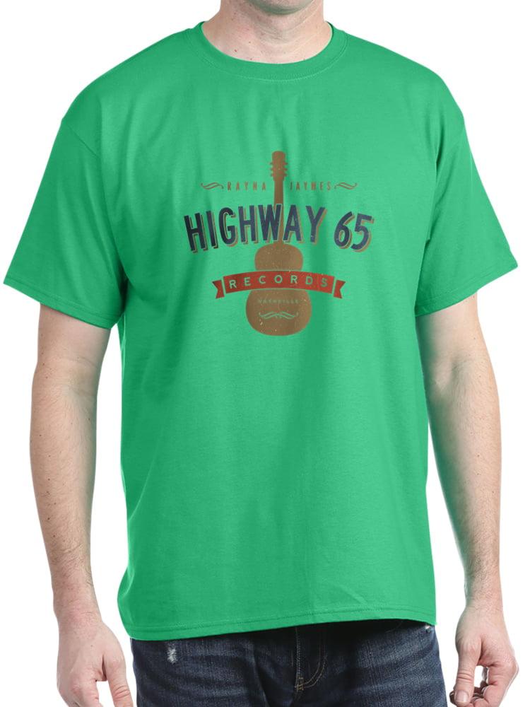 CafePress Highway 65 Records Nashville Baseball Shirt