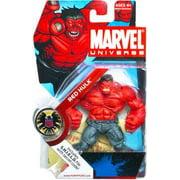Marvel Universe Red Hulk Action Figure