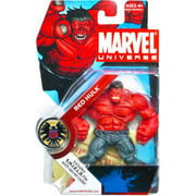 Marvel Universe Red Hulk Action Figure