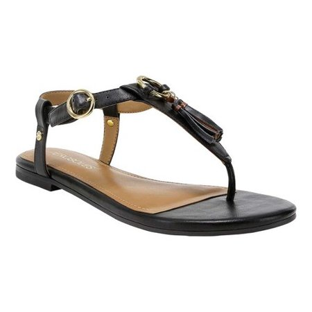 Aerosoles Short Circuit Flat Sandal (Women's) o36I6WTXiA