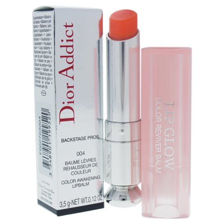 Dior Addict Lip Glow - 004 Coral by Christian Dior for Women - 0.12 oz Lip Balm Dior Addict Ultra Shine