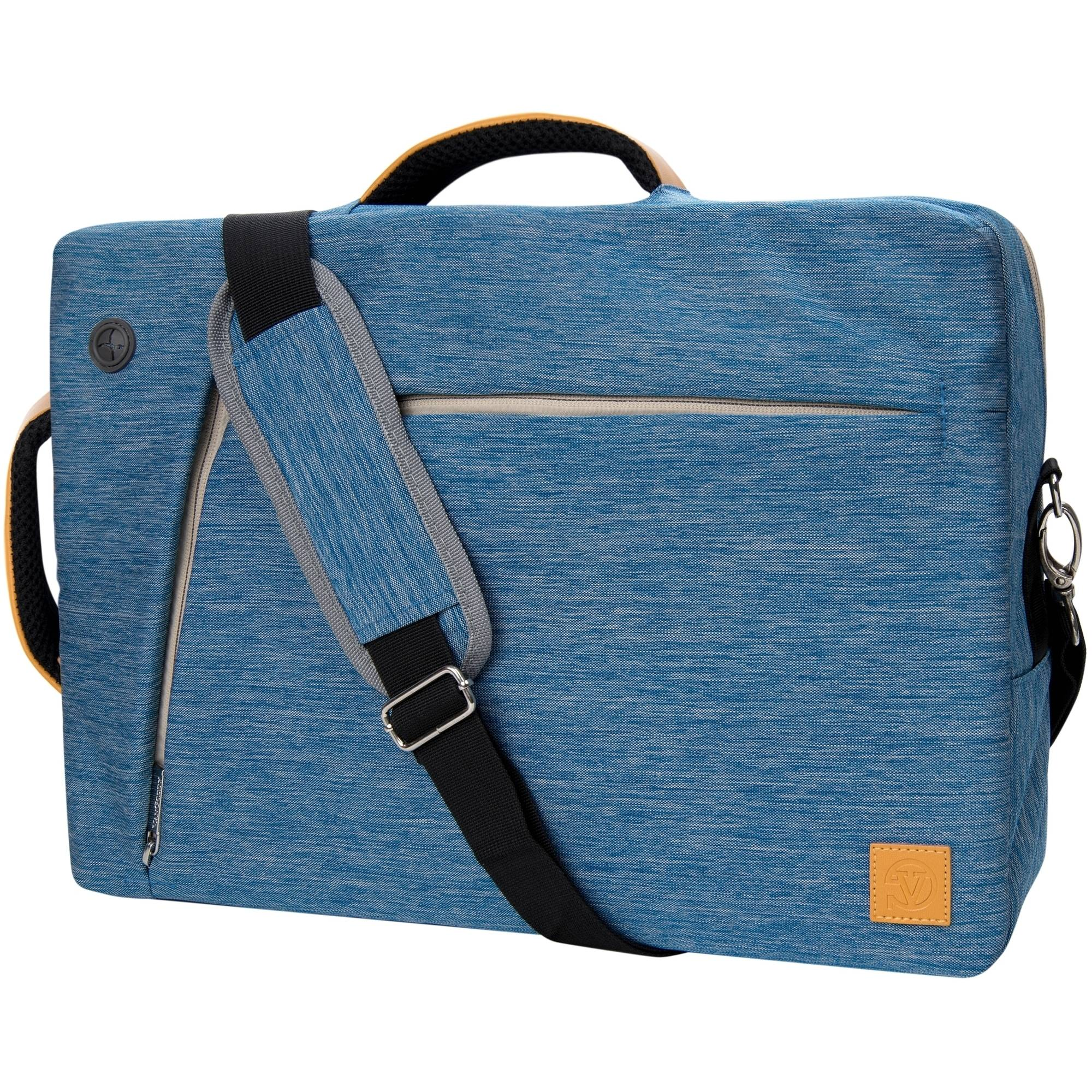 VANGODDY Slate Carrying Laptop / Notebook Bag for School, Office or Travel fits 12.1, 13, 13.3 inch devices [Samsung, HP, Asus, Acer, Apple, Toshiba, Lenovo, etc.]