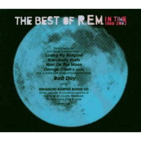 In Time: The Best Of REM 1988-2003 (CD) (The Best Classical Music Of All Time)