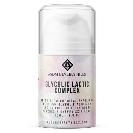 ASDM Beverly Hills - Glycolic Lactic Complex- Introductory Chemical