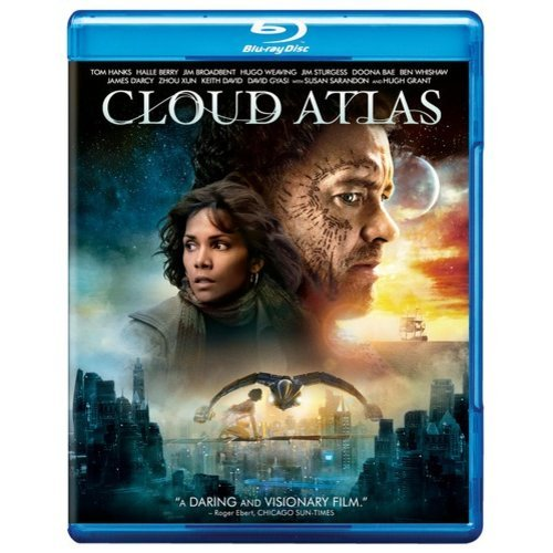 Cloud Atlas (Blu-ray + DVD + UltraViolet) (With INSTAWATCH) (Widescreen)