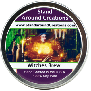 WITCHES BREW TIN 8-OZ.