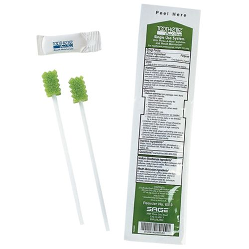 Suction Swab Kit Toothette  2-Pack
