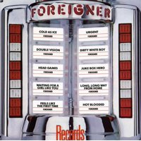 Records (remastered) (CD)