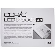 "Copic LED Panel Light Tracer, A3, 19.125"" x 14.375"""