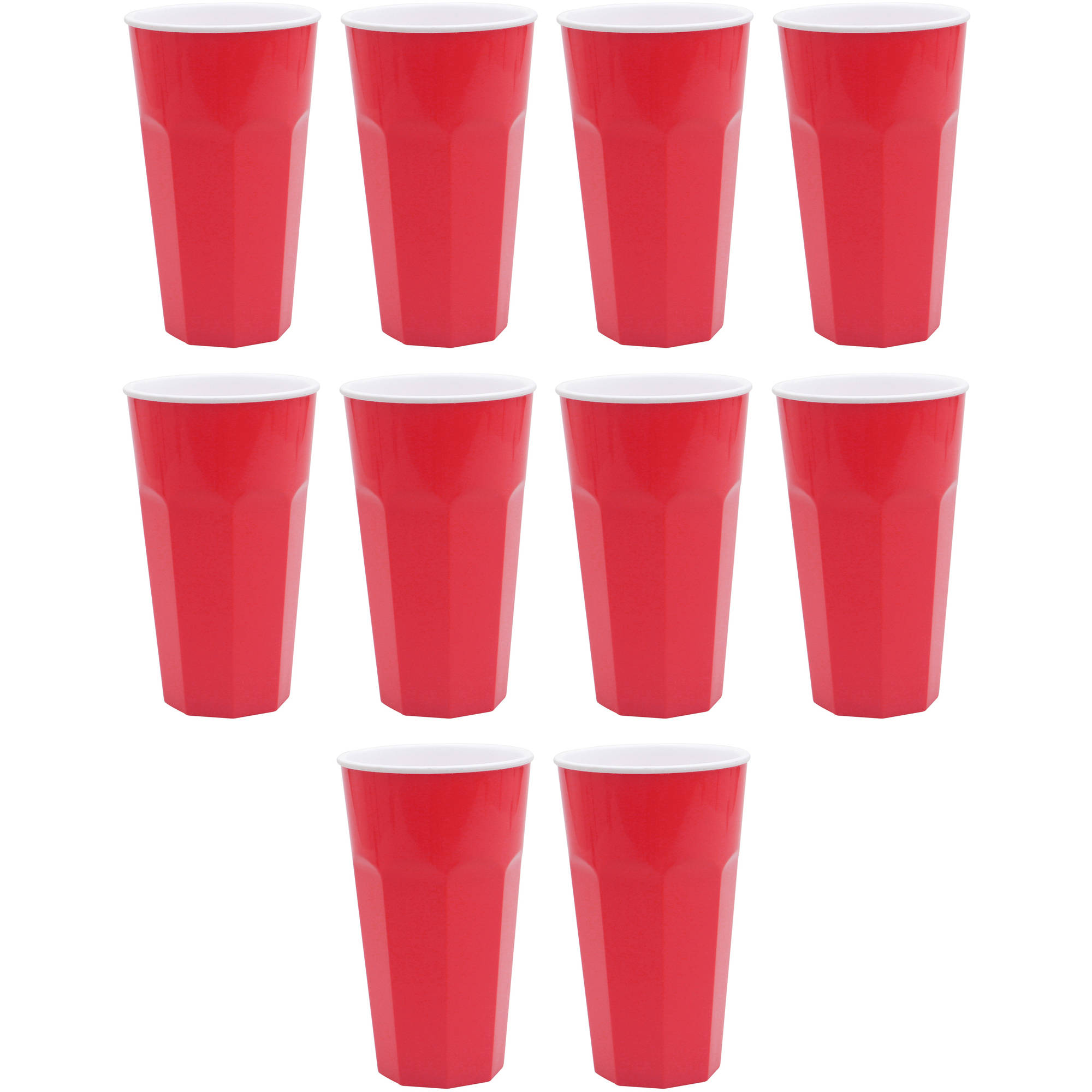 35 oz Double Wall Tumbler, 10-Pack
