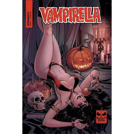 Dynamite Entertainment Vampirella One Shot Halloween Special