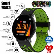 Best Activity Wristbands - Smart Sports Wristband Activity Fitness Tracker IP67 Waterproof Review