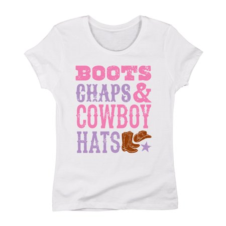 USA Screen Print Direct - Boots Chaps And Cowboy Hats