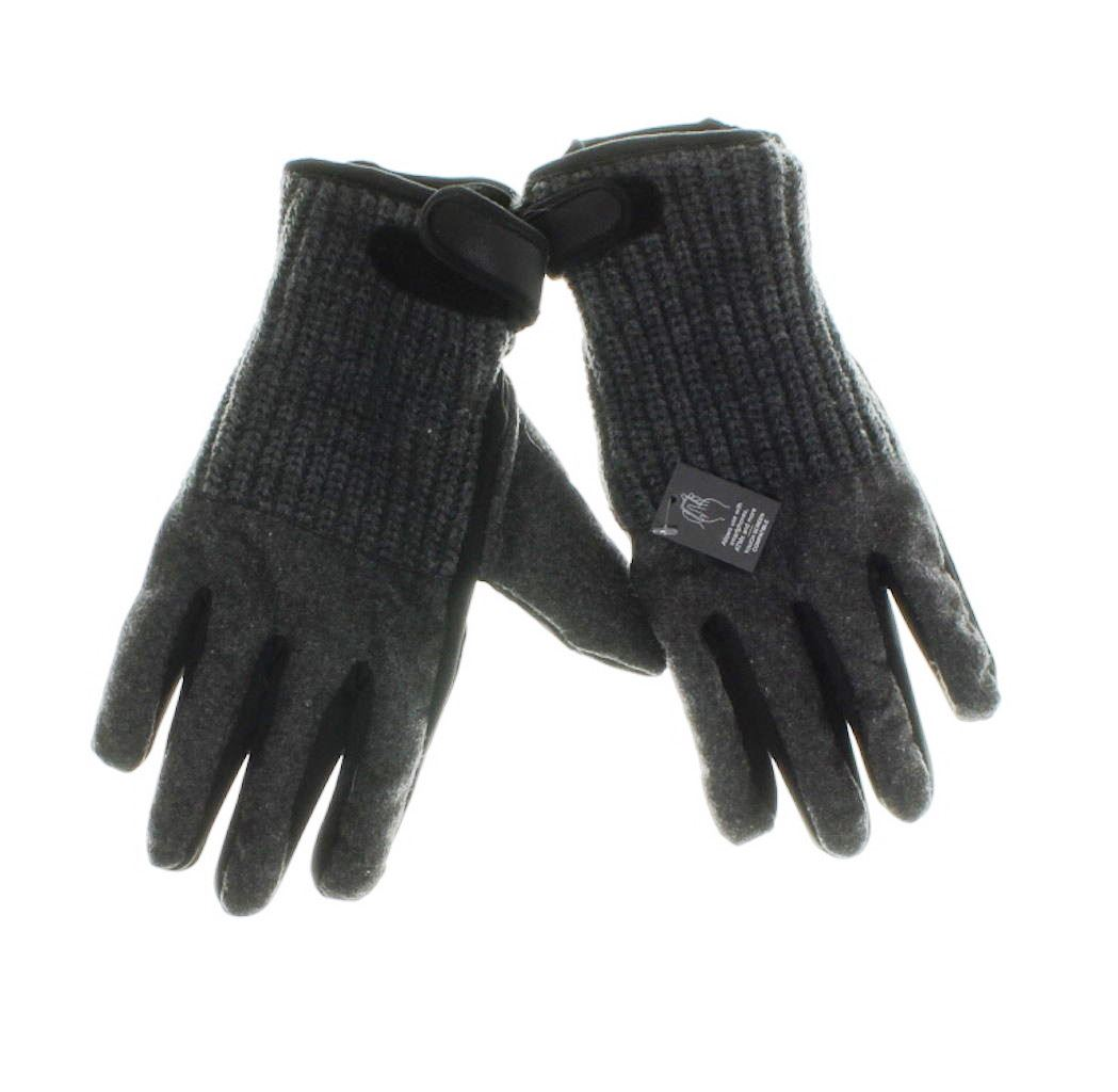 Apt. 9 Men Wool Blend Knit Texting Gloves MAP53G01