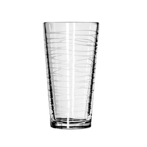 Libbey Glassware 15646 20 oz Waves Cooler Glass by Libbey Glass
