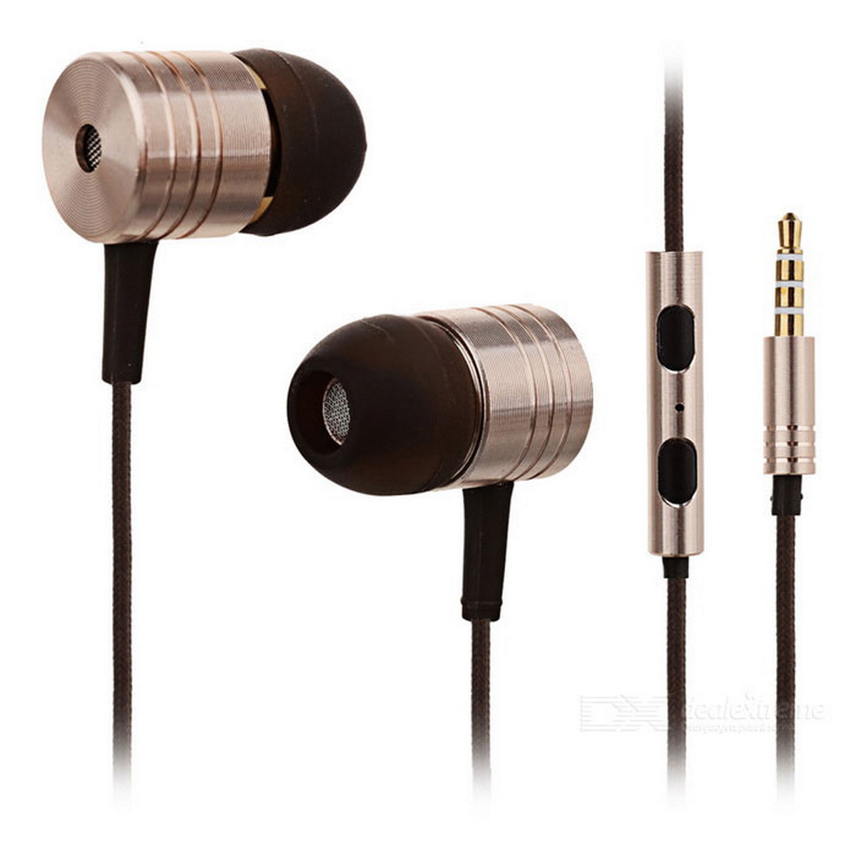 Super Bass Stereo In-ear 3.5mm Headset Earphone Headphone For iPhone/Samsung/MP3